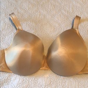 Cacique lightly lined full coverage bra 42DD